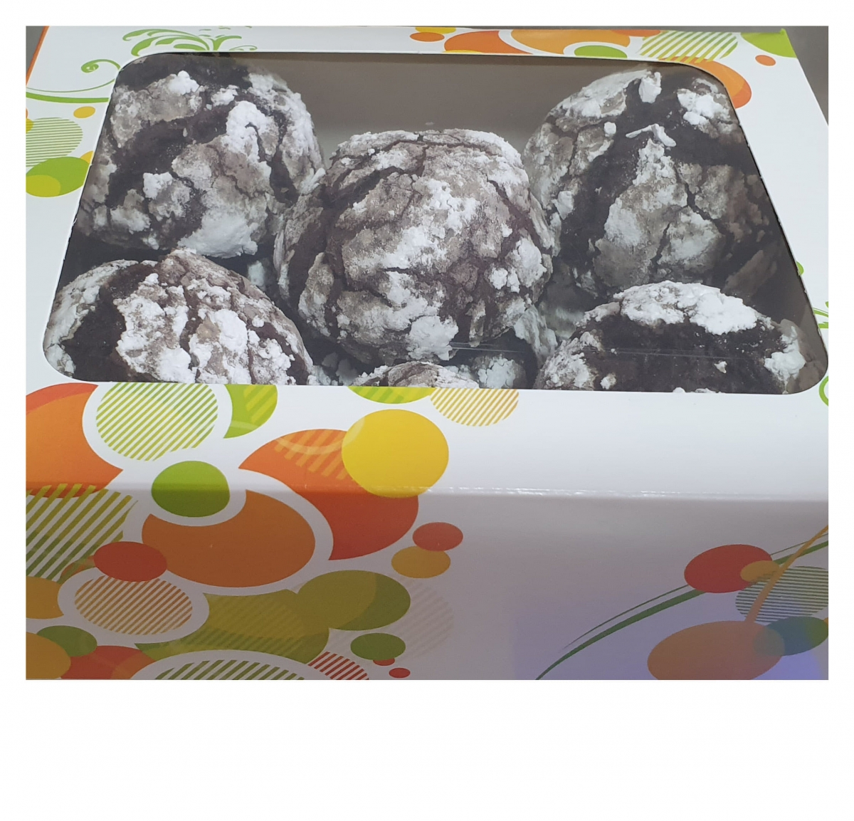 Fursecuri cu cacao 750 gr