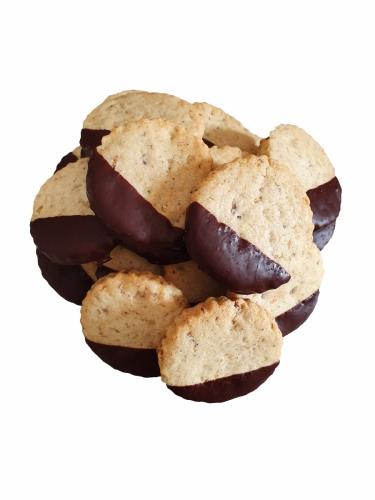 Fursecuri cu nuci si ciocolata neagra 1 kg