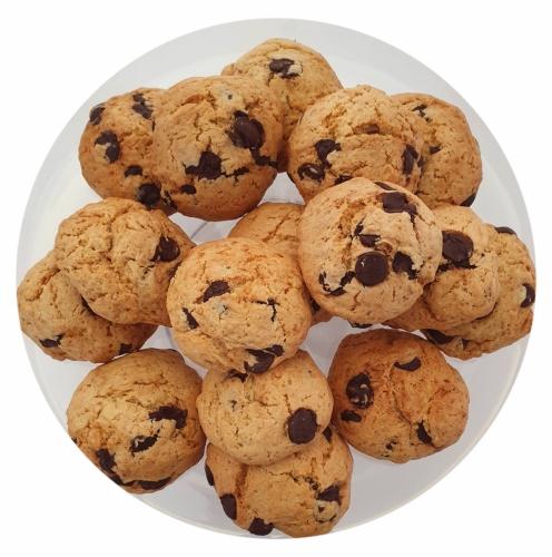 Cookies cu fulgi de ciocolata 250 gr